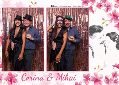 Cabina Foto Showtime - Magic Mirror -Nunta - Corina si Mihai - Restaurant Paradis Royal Ramnicu Valcea - Event Factory (114)