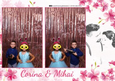 Cabina Foto Showtime - Magic Mirror -Nunta - Corina si Mihai - Restaurant Paradis Royal Ramnicu Valcea - Event Factory (120)