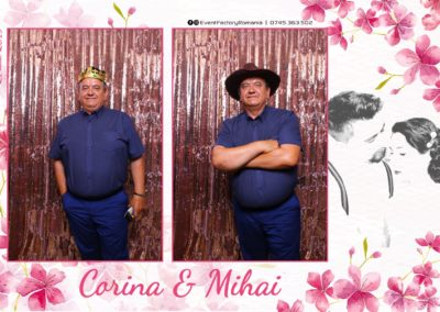 Cabina Foto Showtime - Magic Mirror -Nunta - Corina si Mihai - Restaurant Paradis Royal Ramnicu Valcea - Event Factory (121)