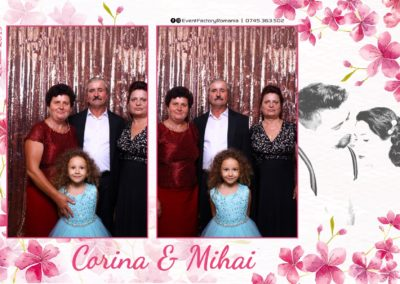 Cabina Foto Showtime - Magic Mirror -Nunta - Corina si Mihai - Restaurant Paradis Royal Ramnicu Valcea - Event Factory (124)