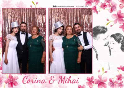 Cabina Foto Showtime - Magic Mirror -Nunta - Corina si Mihai - Restaurant Paradis Royal Ramnicu Valcea - Event Factory (25)