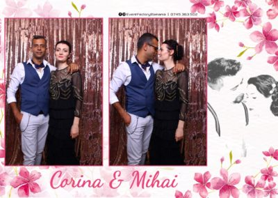 Cabina Foto Showtime - Magic Mirror -Nunta - Corina si Mihai - Restaurant Paradis Royal Ramnicu Valcea - Event Factory (29)