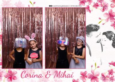 Cabina Foto Showtime - Magic Mirror -Nunta - Corina si Mihai - Restaurant Paradis Royal Ramnicu Valcea - Event Factory (34)