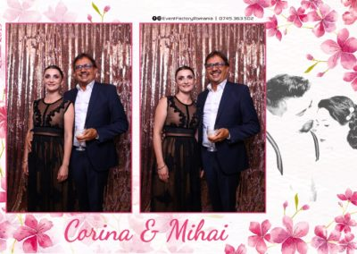 Cabina Foto Showtime - Magic Mirror -Nunta - Corina si Mihai - Restaurant Paradis Royal Ramnicu Valcea - Event Factory (43)