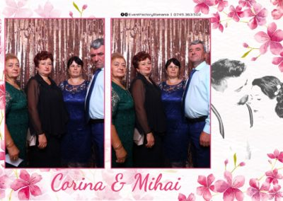 Cabina Foto Showtime - Magic Mirror -Nunta - Corina si Mihai - Restaurant Paradis Royal Ramnicu Valcea - Event Factory (45)