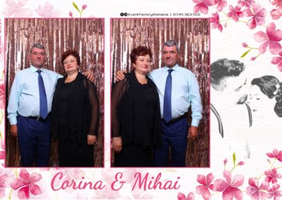 Cabina Foto Showtime - Magic Mirror -Nunta - Corina si Mihai - Restaurant Paradis Royal Ramnicu Valcea - Event Factory (47)