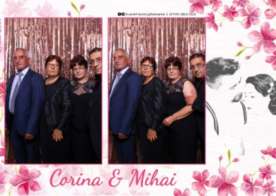 Cabina Foto Showtime - Magic Mirror -Nunta - Corina si Mihai - Restaurant Paradis Royal Ramnicu Valcea - Event Factory (56)