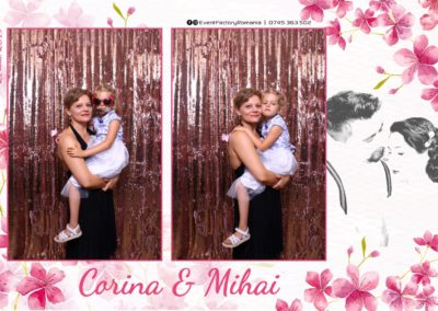 Cabina Foto Showtime - Magic Mirror -Nunta - Corina si Mihai - Restaurant Paradis Royal Ramnicu Valcea - Event Factory (57)