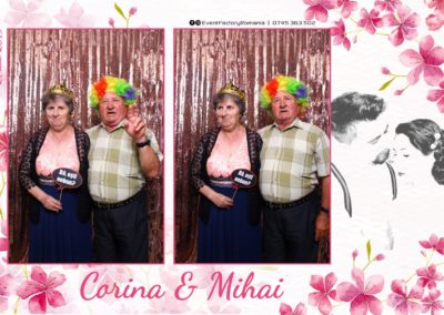 Cabina Foto Showtime - Magic Mirror -Nunta - Corina si Mihai - Restaurant Paradis Royal Ramnicu Valcea - Event Factory (63)