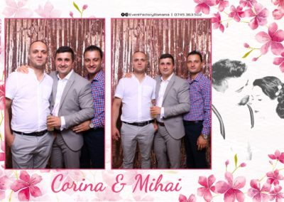 Cabina Foto Showtime - Magic Mirror -Nunta - Corina si Mihai - Restaurant Paradis Royal Ramnicu Valcea - Event Factory (66)