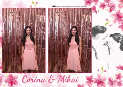 Cabina Foto Showtime - Magic Mirror -Nunta - Corina si Mihai - Restaurant Paradis Royal Ramnicu Valcea - Event Factory (78)