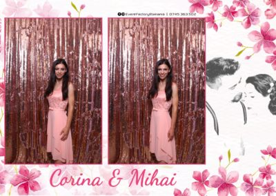Cabina Foto Showtime - Magic Mirror -Nunta - Corina si Mihai - Restaurant Paradis Royal Ramnicu Valcea - Event Factory (79)