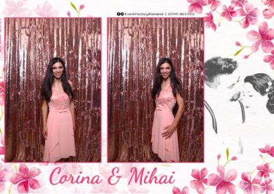 Cabina Foto Showtime - Magic Mirror -Nunta - Corina si Mihai - Restaurant Paradis Royal Ramnicu Valcea - Event Factory (80)
