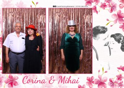 Cabina Foto Showtime - Magic Mirror -Nunta - Corina si Mihai - Restaurant Paradis Royal Ramnicu Valcea - Event Factory (83)