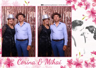 Cabina Foto Showtime - Magic Mirror -Nunta - Corina si Mihai - Restaurant Paradis Royal Ramnicu Valcea - Event Factory (93)