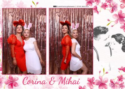 Cabina Foto Showtime - Magic Mirror -Nunta - Corina si Mihai - Restaurant Paradis Royal Ramnicu Valcea - Event Factory (94)