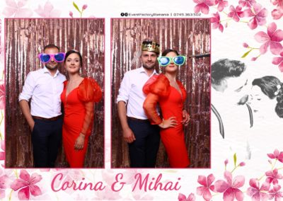 Cabina Foto Showtime - Magic Mirror -Nunta - Corina si Mihai - Restaurant Paradis Royal Ramnicu Valcea - Event Factory (96)