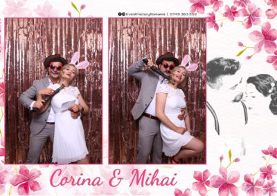 Cabina Foto Showtime - Magic Mirror -Nunta - Corina si Mihai - Restaurant Paradis Royal Ramnicu Valcea - Event Factory (98)