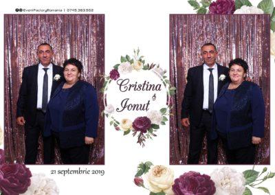 Cabina Foto Showtime - Magic Mirror - Nunta - Cristina & Ionut - Hotel Ramada Ramnicu Valcea - Event Factory (81)