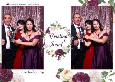 Cabina Foto Showtime - Magic Mirror - Nunta - Cristina & Ionut - Hotel Ramada Ramnicu Valcea - Event Factory (84)