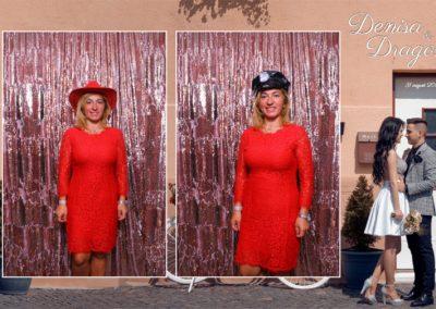 Cabina Foto Showtime - Magic Mirror - Nunta - Denisa & Dragos - Pro Marriage Park Ramnicu Valcea - Event Factory (1)