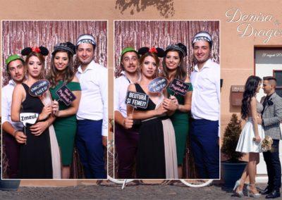 Cabina Foto Showtime - Magic Mirror - Nunta - Denisa & Dragos - Pro Marriage Park Ramnicu Valcea - Event Factory (10)