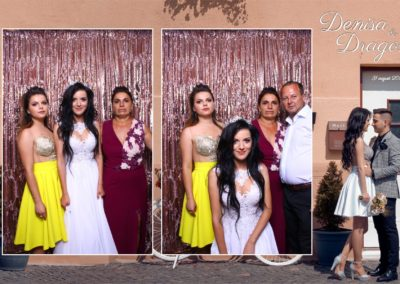 Cabina Foto Showtime - Magic Mirror - Nunta - Denisa & Dragos - Pro Marriage Park Ramnicu Valcea - Event Factory (101)