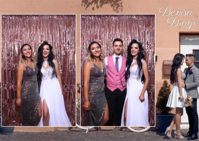 Cabina Foto Showtime - Magic Mirror - Nunta - Denisa & Dragos - Pro Marriage Park Ramnicu Valcea - Event Factory (103)