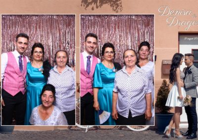 Cabina Foto Showtime - Magic Mirror - Nunta - Denisa & Dragos - Pro Marriage Park Ramnicu Valcea - Event Factory (105)