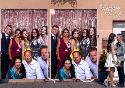 Cabina Foto Showtime - Magic Mirror - Nunta - Denisa & Dragos - Pro Marriage Park Ramnicu Valcea - Event Factory (106)