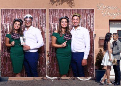 Cabina Foto Showtime - Magic Mirror - Nunta - Denisa & Dragos - Pro Marriage Park Ramnicu Valcea - Event Factory (11)