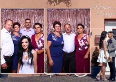 Cabina Foto Showtime - Magic Mirror - Nunta - Denisa & Dragos - Pro Marriage Park Ramnicu Valcea - Event Factory (110)