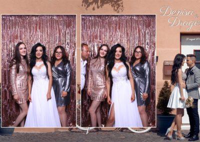 Cabina Foto Showtime - Magic Mirror - Nunta - Denisa & Dragos - Pro Marriage Park Ramnicu Valcea - Event Factory (111)