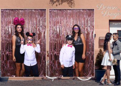 Cabina Foto Showtime - Magic Mirror - Nunta - Denisa & Dragos - Pro Marriage Park Ramnicu Valcea - Event Factory (112)