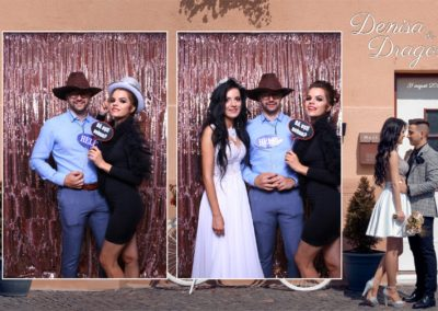 Cabina Foto Showtime - Magic Mirror - Nunta - Denisa & Dragos - Pro Marriage Park Ramnicu Valcea - Event Factory (115)