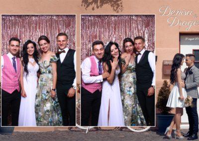 Cabina Foto Showtime - Magic Mirror - Nunta - Denisa & Dragos - Pro Marriage Park Ramnicu Valcea - Event Factory (116)