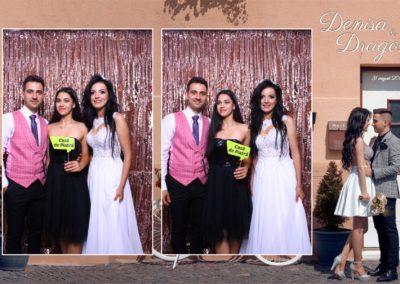 Cabina Foto Showtime - Magic Mirror - Nunta - Denisa & Dragos - Pro Marriage Park Ramnicu Valcea - Event Factory (117)