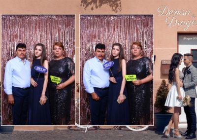 Cabina Foto Showtime - Magic Mirror - Nunta - Denisa & Dragos - Pro Marriage Park Ramnicu Valcea - Event Factory (119)
