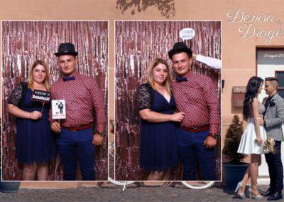 Cabina Foto Showtime - Magic Mirror - Nunta - Denisa & Dragos - Pro Marriage Park Ramnicu Valcea - Event Factory (12)