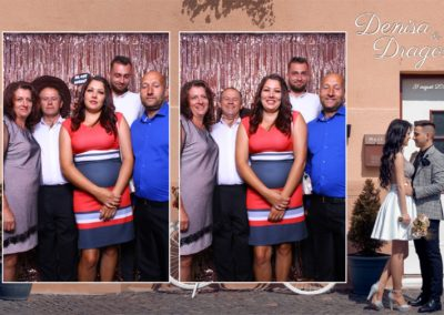 Cabina Foto Showtime - Magic Mirror - Nunta - Denisa & Dragos - Pro Marriage Park Ramnicu Valcea - Event Factory (120)