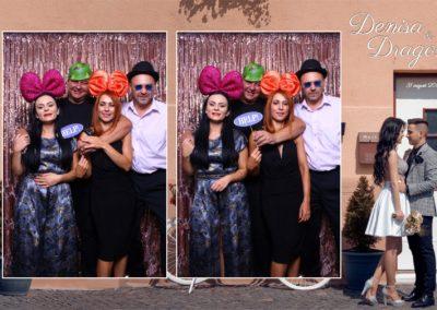 Cabina Foto Showtime - Magic Mirror - Nunta - Denisa & Dragos - Pro Marriage Park Ramnicu Valcea - Event Factory (125)