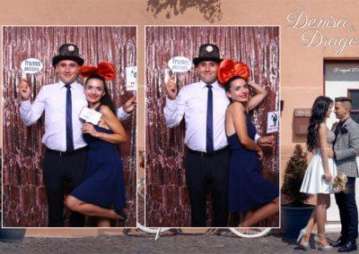Cabina Foto Showtime - Magic Mirror - Nunta - Denisa & Dragos - Pro Marriage Park Ramnicu Valcea - Event Factory (13)