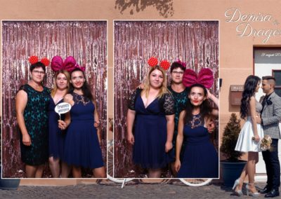 Cabina Foto Showtime - Magic Mirror - Nunta - Denisa & Dragos - Pro Marriage Park Ramnicu Valcea - Event Factory (134)