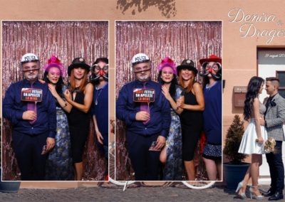 Cabina Foto Showtime - Magic Mirror - Nunta - Denisa & Dragos - Pro Marriage Park Ramnicu Valcea - Event Factory (136)
