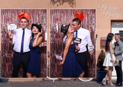 Cabina Foto Showtime - Magic Mirror - Nunta - Denisa & Dragos - Pro Marriage Park Ramnicu Valcea - Event Factory (14)