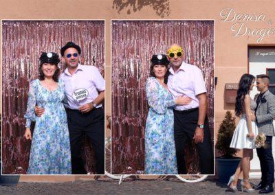 Cabina Foto Showtime - Magic Mirror - Nunta - Denisa & Dragos - Pro Marriage Park Ramnicu Valcea - Event Factory (140)