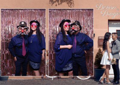 Cabina Foto Showtime - Magic Mirror - Nunta - Denisa & Dragos - Pro Marriage Park Ramnicu Valcea - Event Factory (141)