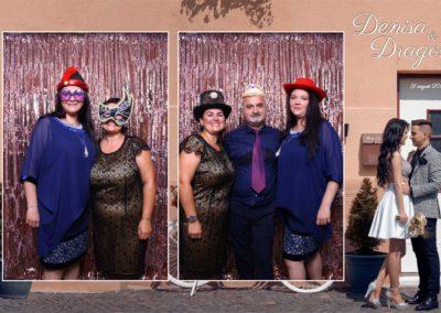 Cabina Foto Showtime - Magic Mirror - Nunta - Denisa & Dragos - Pro Marriage Park Ramnicu Valcea - Event Factory (144)