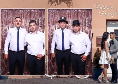 Cabina Foto Showtime - Magic Mirror - Nunta - Denisa & Dragos - Pro Marriage Park Ramnicu Valcea - Event Factory (147)