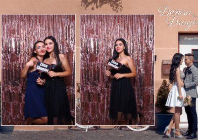 Cabina Foto Showtime - Magic Mirror - Nunta - Denisa & Dragos - Pro Marriage Park Ramnicu Valcea - Event Factory (15)